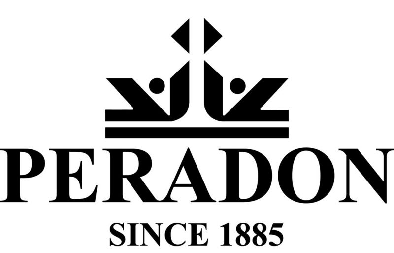 Peradon snooker and pool logo